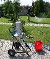 Agregat do malowania, Airless sprayer, Graveco Uni Zdjęcie